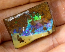 GEM QUALITY BOULDER OPAL ROUGH 27 CTS DT-4685