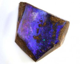 BOULDER OPAL ROUGH 24.90 CTS DT-4731