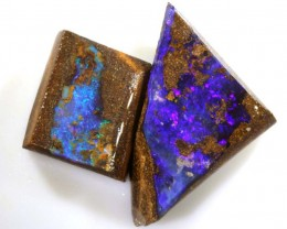 BOULDER OPAL ROUGH 27.45 CTS DT-4747