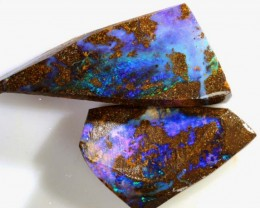 BOULDER OPAL ROUGH 41.65 CTS DT-4748
