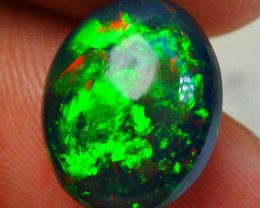 4.40 CRT BRILLIANT SMOKED HOLOGRAM NEON BROAD FLASH WELO OPAL