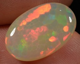 5 cts Amazing Oval Welo Perfect Honeycomb Opal