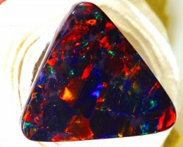 N 1 QUALITY BLACK COLLECTOR OPAL LIGHTNINGRIDGE  8.66  CTS GC