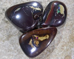BEAUTIFUL BOULDER OPAL 3PC  GR580