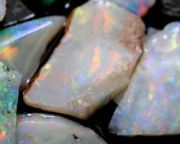 34 CTS CRYSTAL INLAY OPAL ROUGH DT-