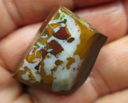64cts.ROUGH BOULDER MATRIX OPAL.