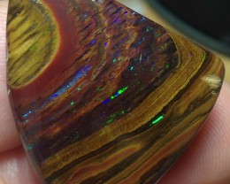 BARGAIN BUY IT NOW Boulder Opal Picture Stone AB692 53.5cts