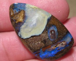YowahOpals*31.0Cts - Matrix Opal / Opalized Wood