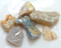 17 CTS WHITE OPAL ROUGH COOBERPEDY DT-5528