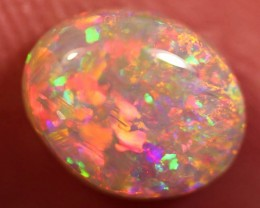 LIGHTNING RIDGE NATURAL SOLID CRYSTAL OPAL 1.51ct GEM COP261115