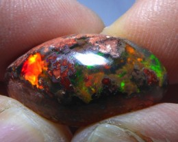 15.85ct Mexican Matrix Opal Landscape Cantera