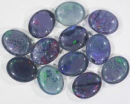 21.55 Cts Parcel 12 Opal triplets  BU 830