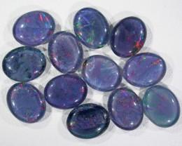 21.75 Cts Parcel 12 Opal triplets  BU 831