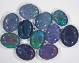 13.9 Cts Parcel 11 Opal triplets  BU 835