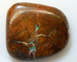 BOULDER OPAL STONE DRILLED 19  CTS ADO-2871