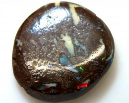 BOULDER OPAL STONE DRILLED  15 CTS ADO-2879
