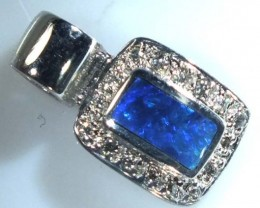 SOLID OPAL PENDANT 6.80 CTS  OF-1114