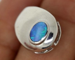 SILVER OPAL PENDANT  7.70   CTS    OF-1118