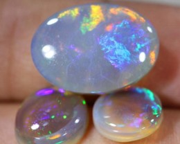 4.75 CTS CRYSTAL OPAL STONE PARCEL (3PCS)  TBO-4000