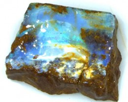 18CTS BOULDER OPAL ROUGH  DT-5789