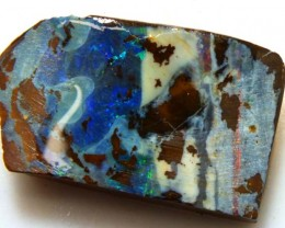 25CTS BOULDER OPAL ROUGH  DT-5827