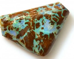 17CTS BOULDER OPAL ROUGH  DT-5877