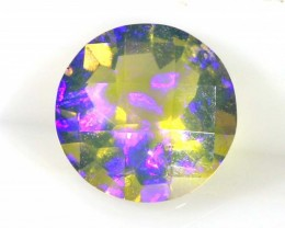 AUSTRALIAN FACETED OPAL STONE 0.90 CTS TBO-4037