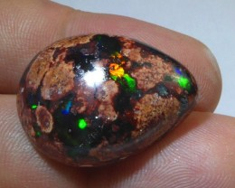 29ct Mexican Matrix Opal Landscape Cantera