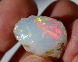 24.5ct Bright Natural Ethiopian Welo Supreme Opal