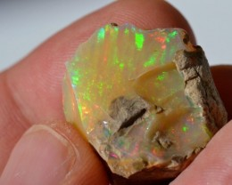 35ct Quality Rough Ethiopian Wello Opal
