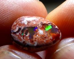 5.5ct Mexican Matrix Opal Landscape Cantera