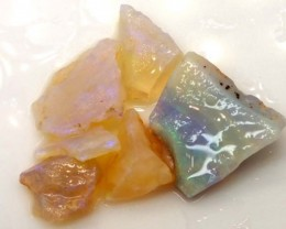 19.80 CTS OPAL INLAY ROUGH PARCEL DT-6003