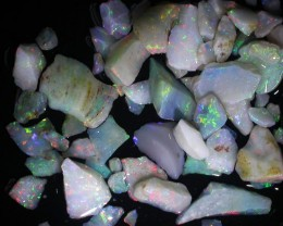 30 CTS OPAL INLAY FROM COOBER PEDY [BR3704]