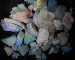 35 CTS OPAL INLAY FROM COOBER PEDY [BR3709]