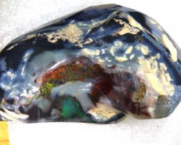 250 CTS BLACK OPAL ROUGH DT-6048