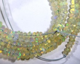 25  CTS ETHIOPIAN OPAL BEADS DRILLED      FOB-242