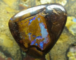 19cts.BOULDER MATRIX OPAL, WHOLESALE DIRECT.