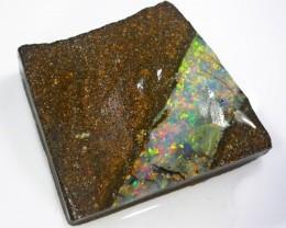 169 CT   Gem  Fossil Boulder Opal specimen BU 1005