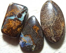 44CTS Boulder Opal Polished ANO-276