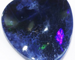 8.05 CTS BLACK  OPAL - LIGHTNING RIDGE- [SO6660]