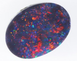 2.60 CTS BLACK  OPAL - LIGHTNING RIDGE- [SO6699]sh