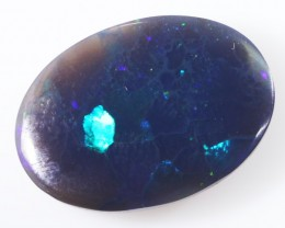 5.60 CTS BLACK  OPAL - LIGHTNING RIDGE- [SO6708]