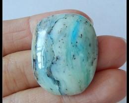 37.15 ct Natural Peruvian Opal Cabochon