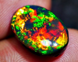 4.85 CRT AMAZING METALIC BLOCK COLOR CANVAS SMOKED OPAL.