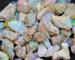 130Ct Ethiopian Welo Solid Rough Opal Parcel Lot