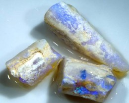 33CTS  OPAL FOSSIL BELEMNITE (PARCEL) FO-492