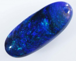 0.95 CTS BLACK  OPAL - LIGHTNING RIDGE- [SO6732]