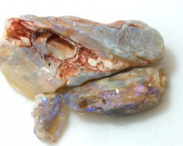 20 CTS OPAL FOSSIL WOOD PARCEL FO-547