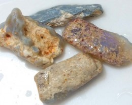 40 CTS OPAL FOSSIL WOOD PARCEL FO-548-fossilopals