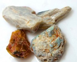 35 CTS OPAL FOSSIL WOOD PARCEL FO-584